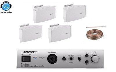 Sistema Bose IZA-DS16S-WHT De Audio Instalado Para Pared