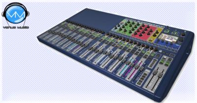 SOUNDCRAFT SI EXPRESSION 3 CONSOLA DIGITAL DE 32 CANALES