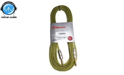 Cable para Instrumento Kirlin IM-201PRG-20FT/YEF 20FT