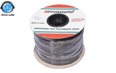 CABLE PROSOUND P/MIC PMC1050/100MT