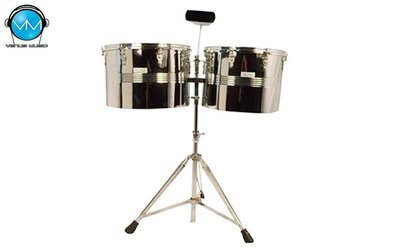 TIMBALES NEW BEAT LT456CD