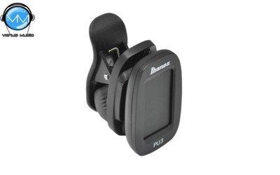 Ibanez PU3-BK Afinador Cromático de clip