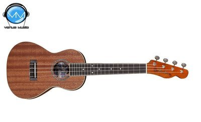Fender Mino'Aka Concert Ukulele Caoba 0955650021