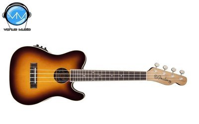 Ukulele Electroacústico Fender '52