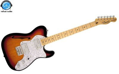 Guitarra Eléctrica Fender Squier Vintage Modified 72 Telecaster