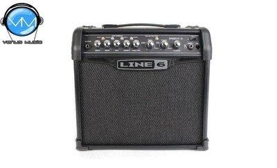 Combo Para Guitarra Line 6 Spider IV 15W (SPRIV15)