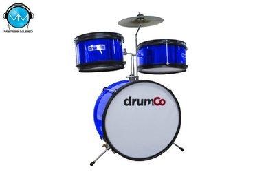 Batería Infantil drumco Bambino color Azul