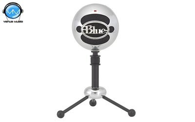 Micrófono Profesional Blue USB Snowball BA