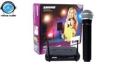 Shure Micrófono Inalámbrico de Mano SVX24US/PG58