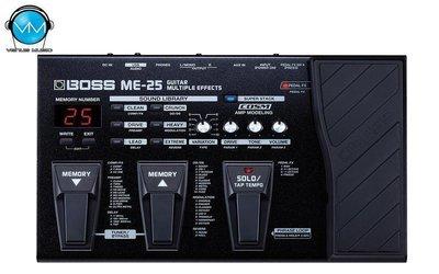 Multiefectos Boss ME-25 para Guitarra