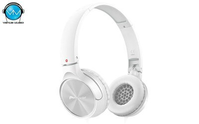 Audífonos de diadema Pioneer SE-MJ522-W