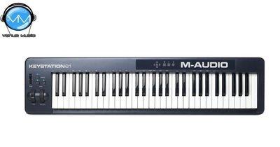 M-AUDIO CONTROLADOR KEYSTATION 61 TECLAS