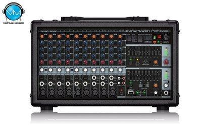 Consola Behringer PMP2000D 2x1000w