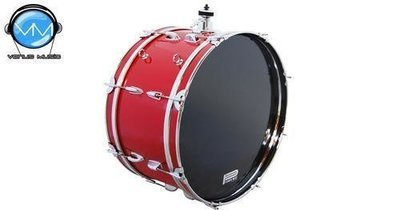 Power Beat CAS-2410 RD Bombo de Marcha 24x10