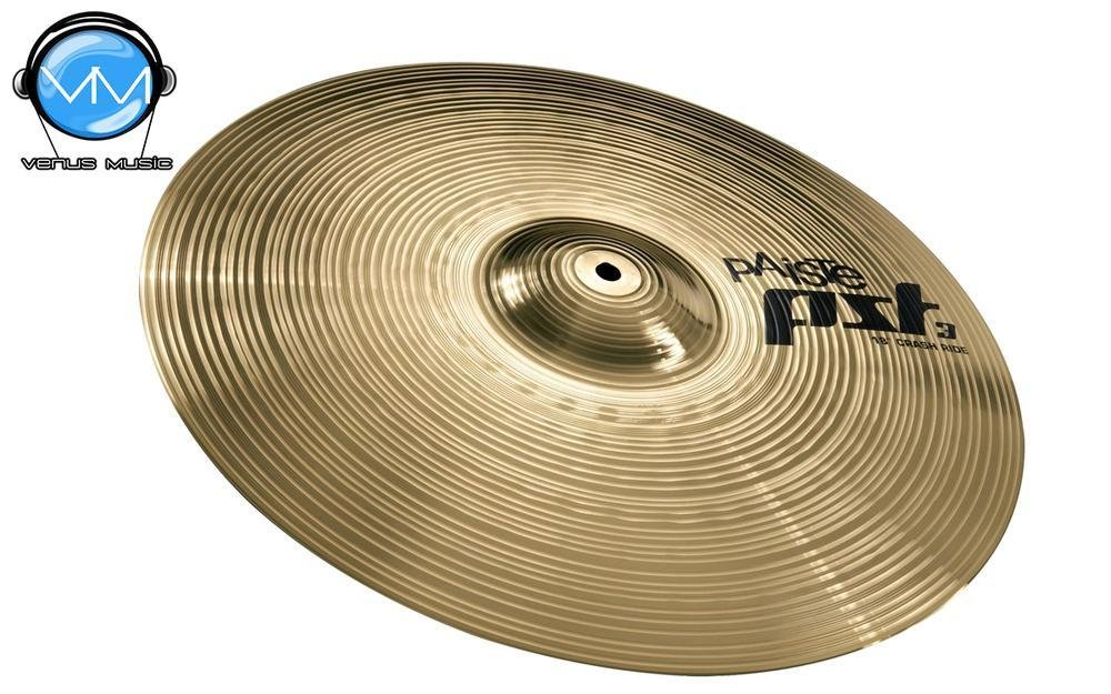 "Platillo Paiste Pst 3 Crash Ride 18"" 980231"