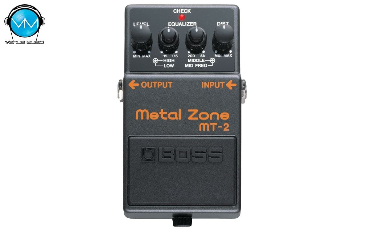 Pedal Boss MT-2 Metal Zone 8979769