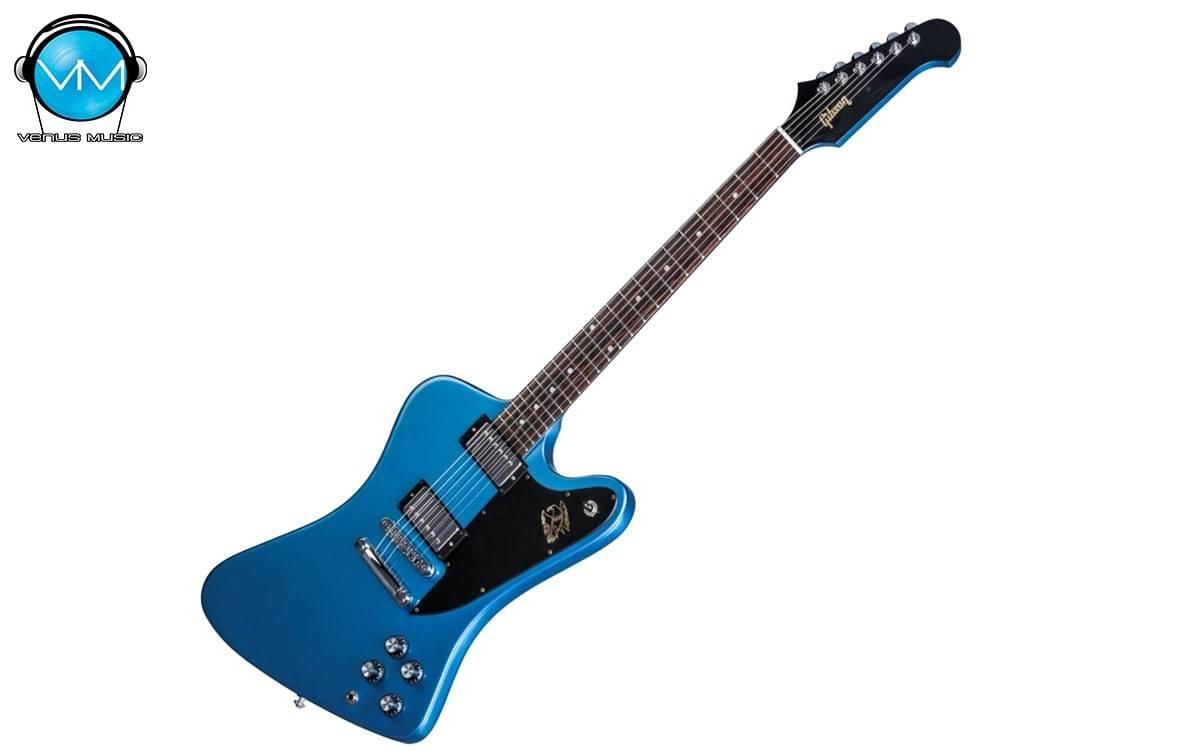 Gibson Firebird Studio T 2017 Pelham Blue con Funda 3290487023