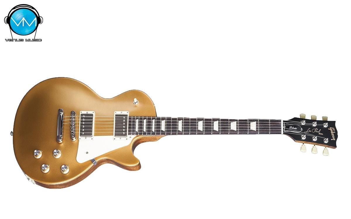 Guitarra Eléctrica Gibson Les Paul Tribute T 2017 Satin Gold 293750232