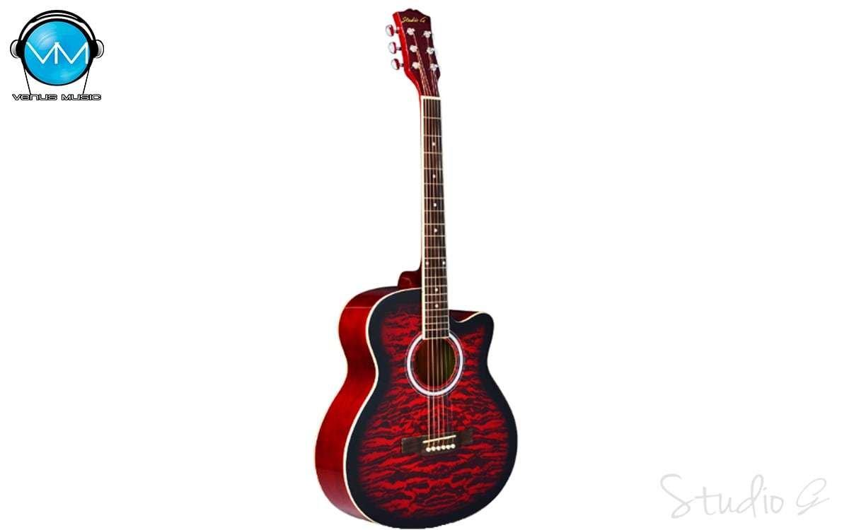 "Guitarra Electroacústica Studio G 40 "" C-RDS 093825092"