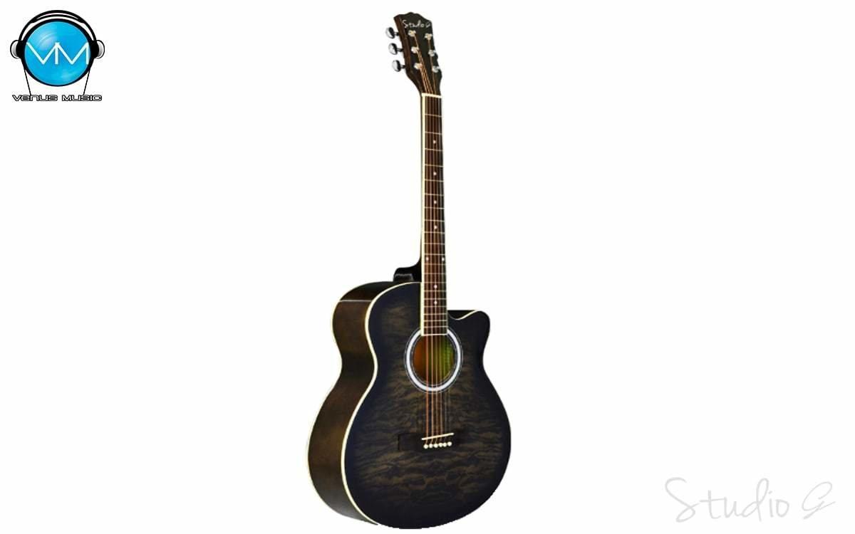 "Guitarra Electroacústica Studio G 40 "" C-BKS 09842141"