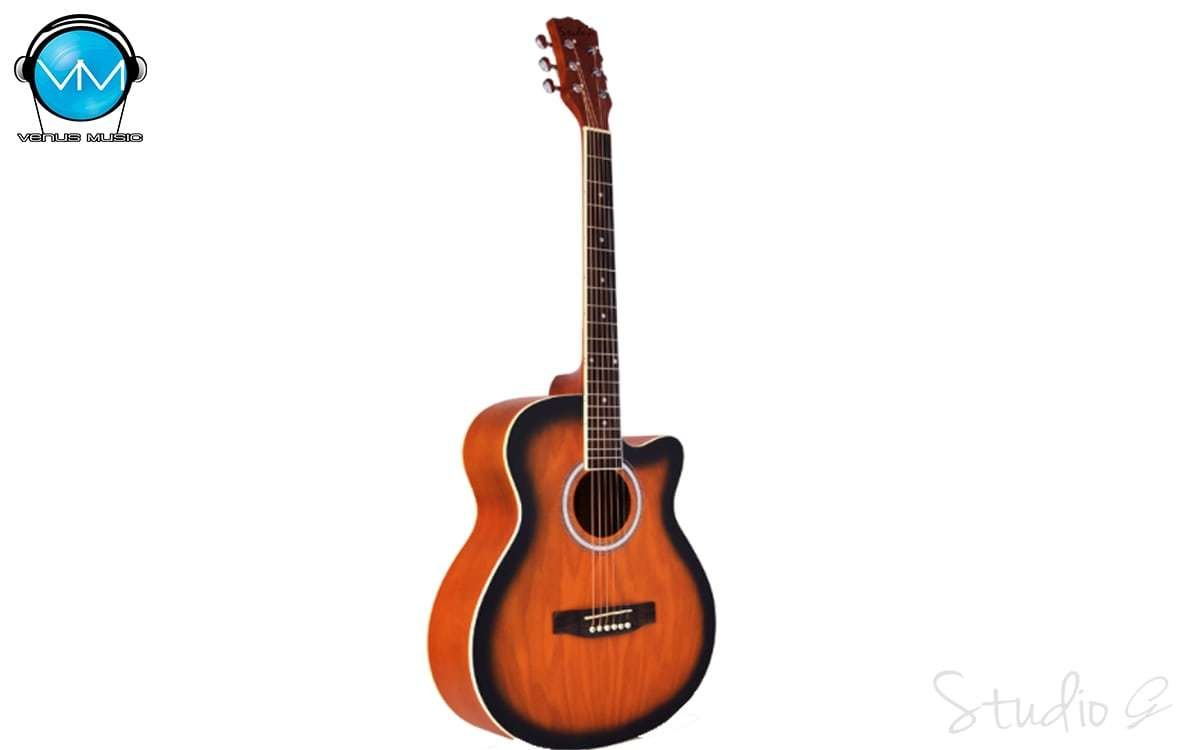 "Guitarra Electroacústica Studio G 40 "" C-TAS MATE 48932492"