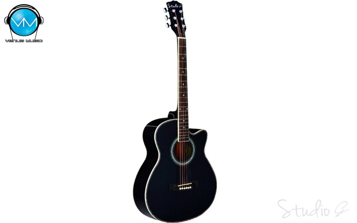 """Guitarra Electroacústica Studio G 40 """" C-BK 098432042"""
