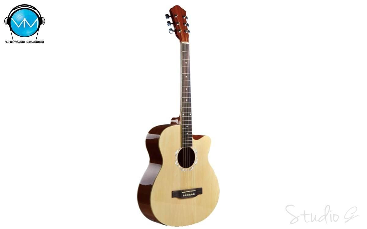 "Guitarra Electroacústica Studio G 39 "" C-NT 908503245"