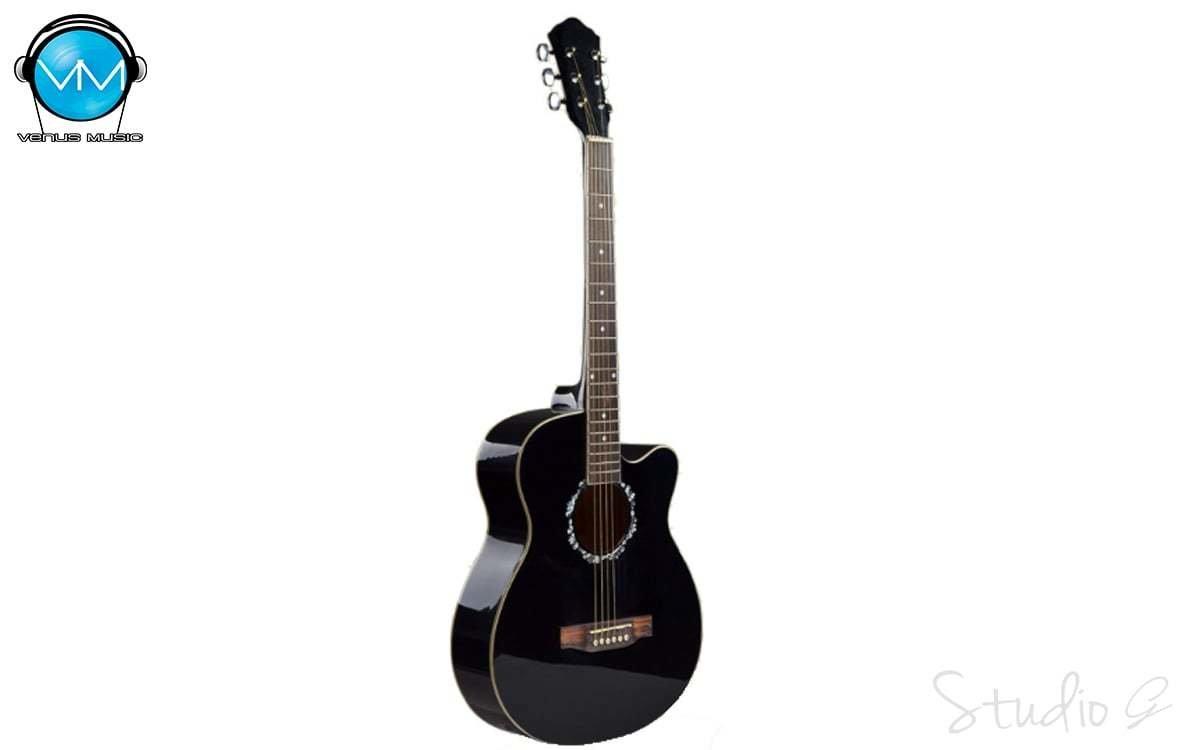 """Guitarra Electroacústica Studio G 39 """" C-BK 90283042"""
