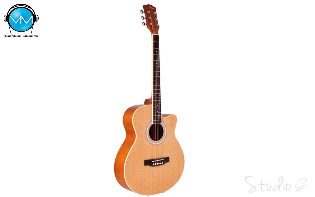 "Guitarra Electroacústica Studio G 40 "" C-NAT MATE 09743204"