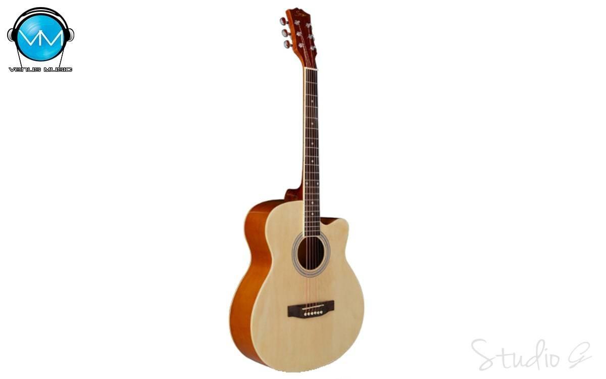 """Guitarra Electroacústica Studio G 40 """" C-N 028390523"""