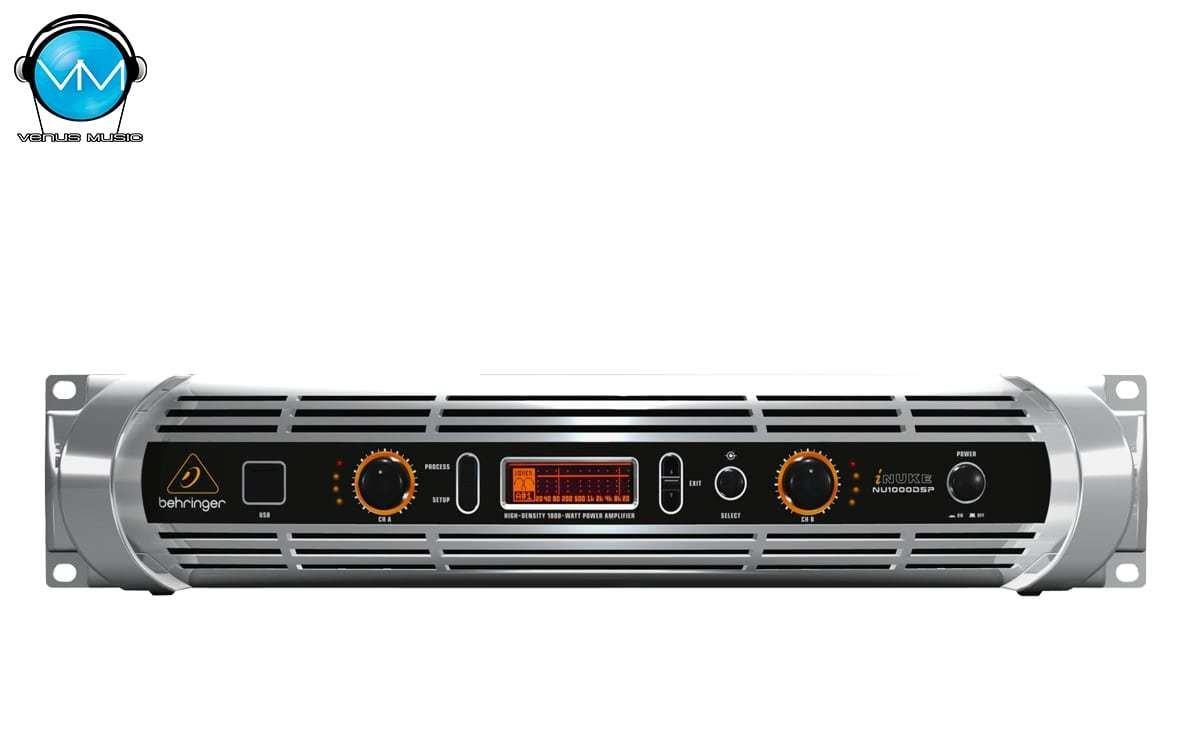 Amplificador Behringer Poder NU1000DSP 89689799