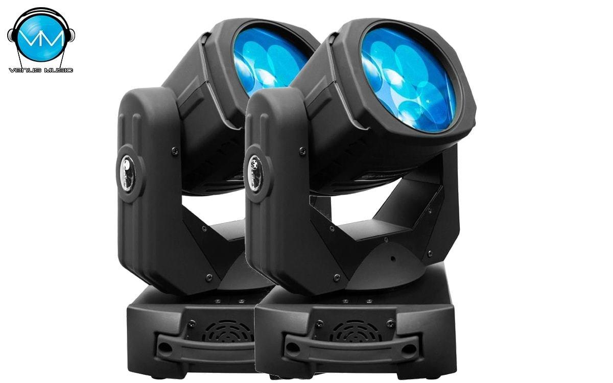 PAR Cabezas Móviles LED Infinity Alien Pro con Case 897696990