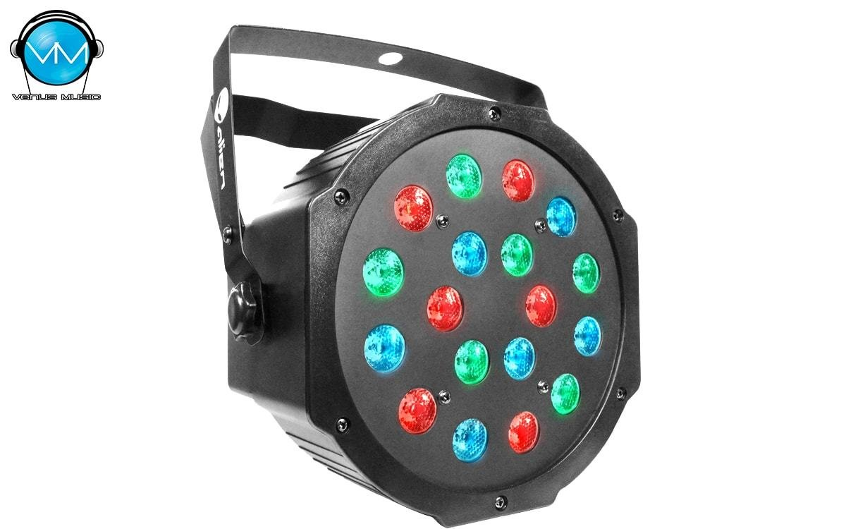 Par 18x3 RGB LED Alien 09843803