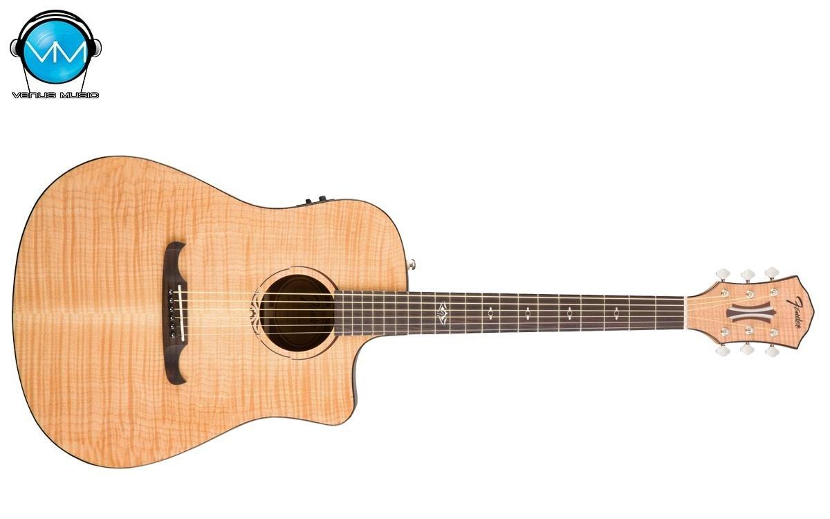 Guitarra Electroacústica Fender T-Bucket 400CE Natural 5435433434