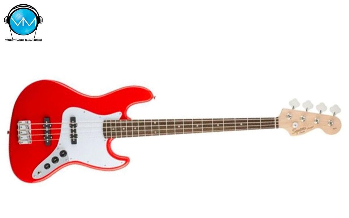 Bajo Eléctrico Fender Squier JBass 4 Cuerdas RCR 34209842323