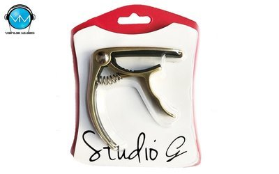 Capo SG-29 Metal Zinc Golden Studio G