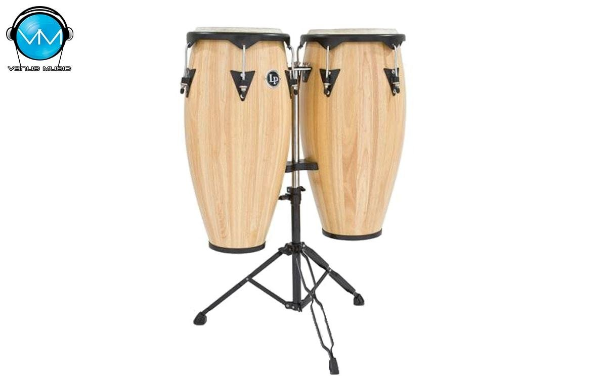 Set de Congas LP City 11 y 12 Natural LP647NY-AW 35209802355