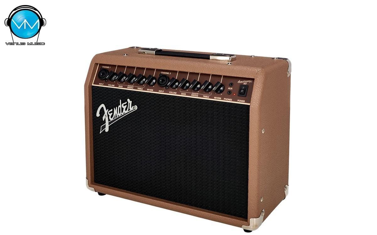Amplificador Fender Acoustasonic 40 395803523