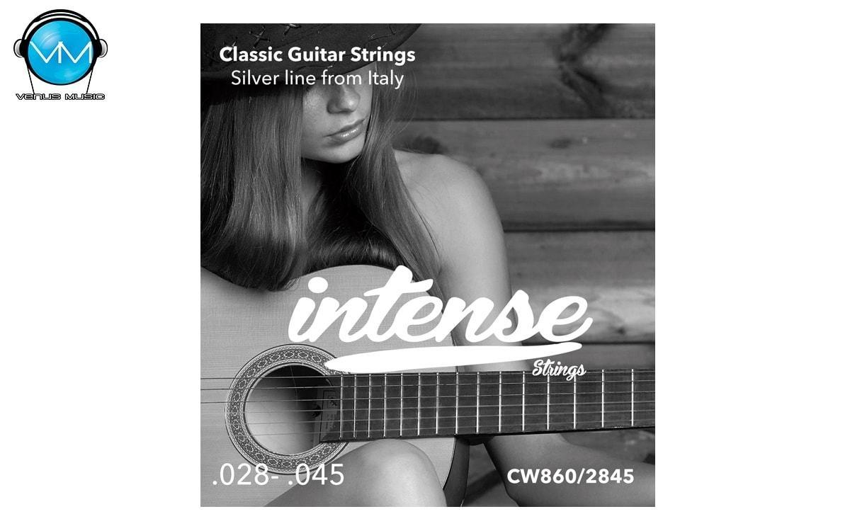 Encordadura Intense Strings Classic Guitar Nylon CW860 53252393