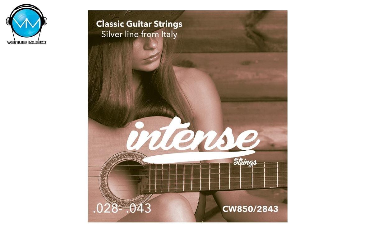 Encordadura Intense Strings Classic Guitar Nylon CW850 30298523