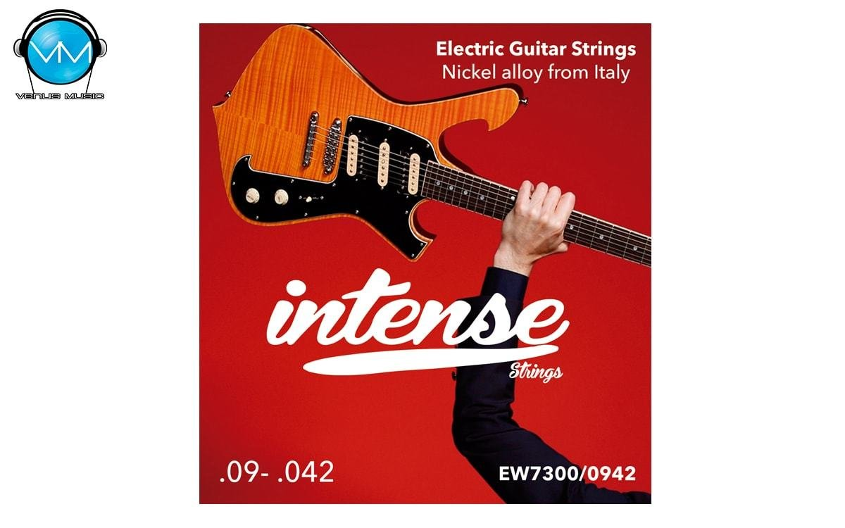 Encordadura Intense Strings Electric Guitar Nickel EW7300 90809436