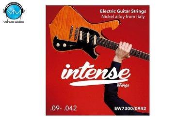 Encordadura Intense Strings Electric Guitar Nickel EW7300