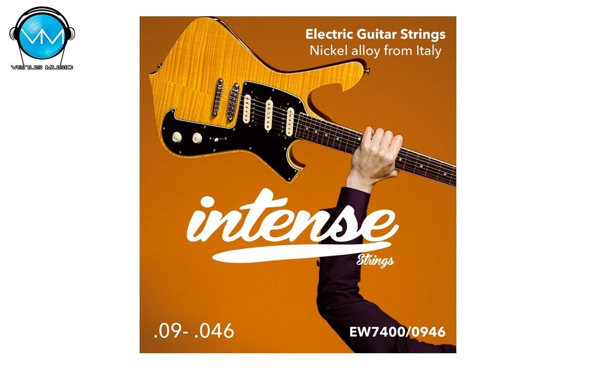Encordadura Intense Strings Electric Guitar Nickel EW7400 53490844