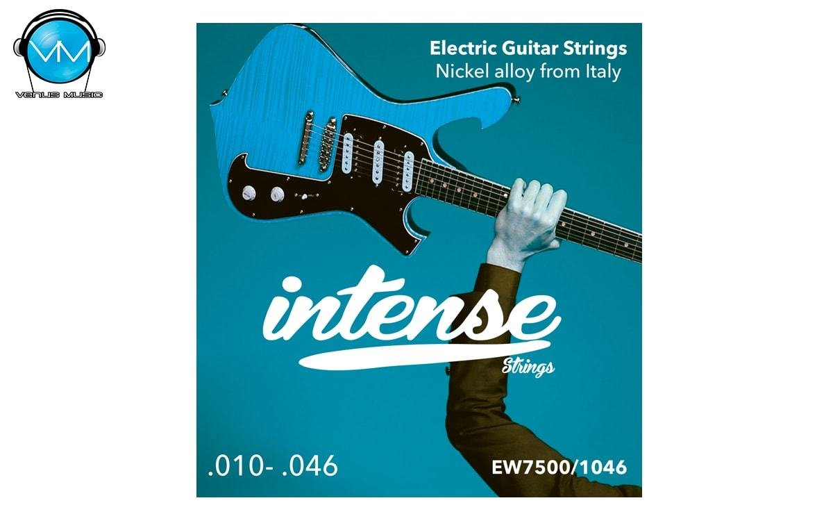 Encordadura Intense Strings Electric Guitar Nickel EW7500 329850233