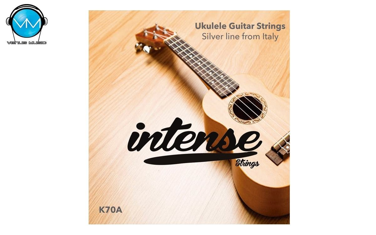 Encordadura Intense Strings Ukulele K70A 5908340225