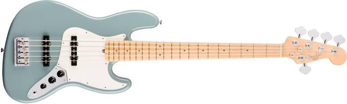 Bajo eléctrico Fender American Professional 5 Cuerdas Jazz Bass