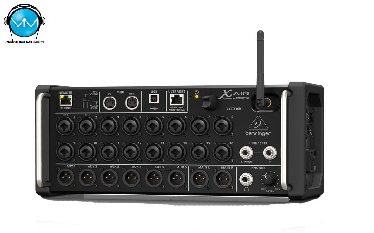 Mezcladora Digital Behringer XR18 8942147912