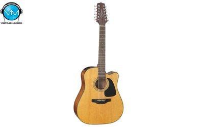 Guitarra Electroacústica Takamine 12 Cuerdas GD30CE12NAT