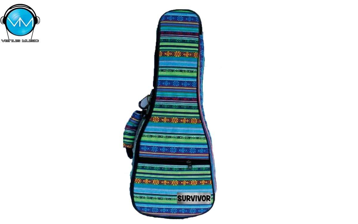 Ukulele Bag Soprano Survivor UB035S 43290023