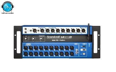 Mezcladora Digital Soundcraft UI24R
